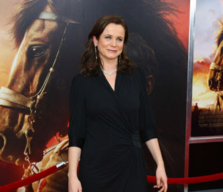 War Horse actress Emily Watson scared of her co-stars