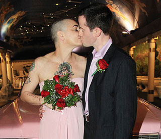 Sinead O'Connor weds on-line love after three months
