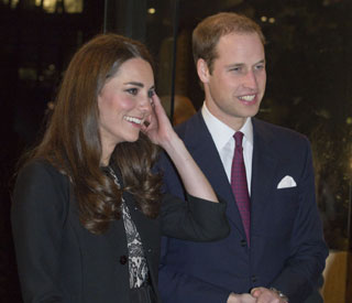 William and Kate's humanitarian Christmas