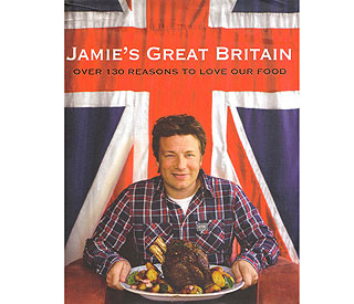 Jamie Oliver tops Christmas book charts