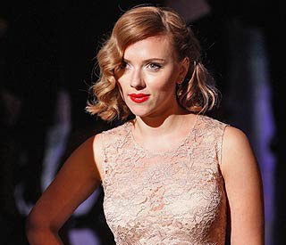 Scarlett's most extravagant gift wasn't from husband