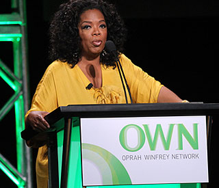 Oprah still dedicated to OWN channel despite ratings