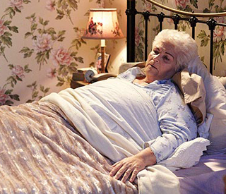 Pam St Clement hails her 'brave' EastEnders storyline