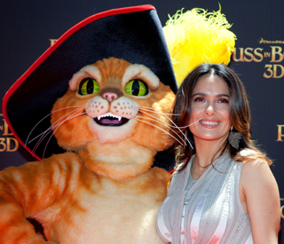 Salma Hayek to receive France's top honour