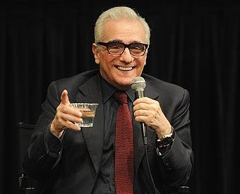 Bafta Fellowship award for Martin Scorsese