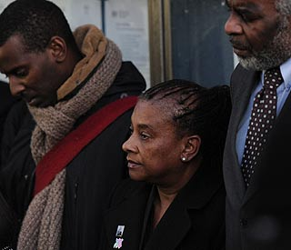 'It's the start of a new life': Stephen Lawrence's mother