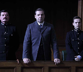 Downton's Brendan Coyle nominated for IFTA award