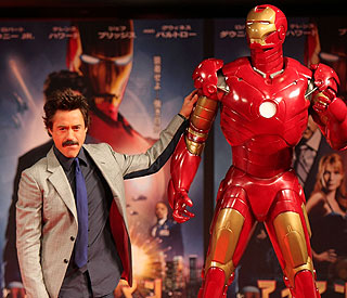 Robert Downey Jr: 'Iron Man 3 is best yet'