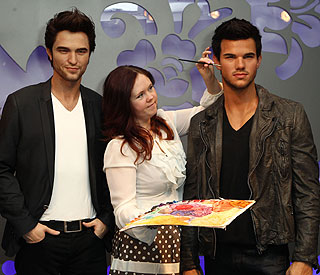Taylor Lautner's Twi-like revealed