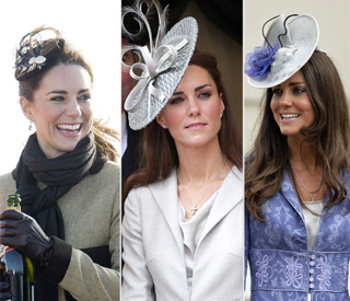 Out on top: Duchess named 'Hat Person of the Year'