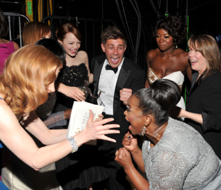 Viola Davis and 'The Help' clean up at SAG Awards