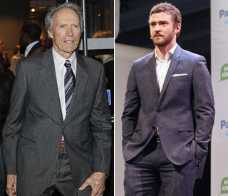 Clint Eastwood and Justin Timberlake team up