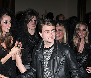 Daniel Radcliffe: 'Drinking made me a recluse at 20'