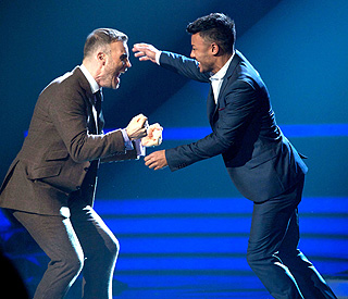 Marcus Collins: 'Gary Barlow is a man of his word'
