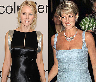 Naomi Watts 'honoured' to play Princess Diana