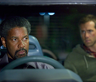 Denzel Washington, 57, did own stunts for tough scene