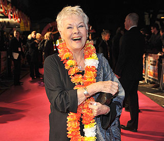 Dame Judi Dench: 'I am not losing my sight'