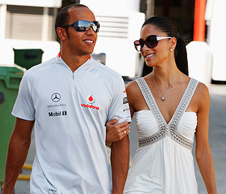 Nicole and Lewis rekindle romance in Monaco