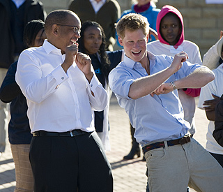 Prince Harry gears up for Belize visit