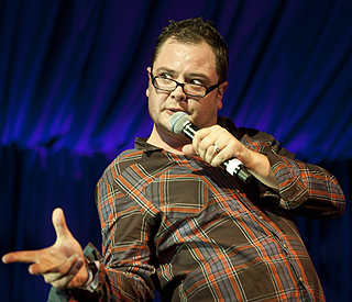 Comedian Alan Carr leaves BBC Radio 2