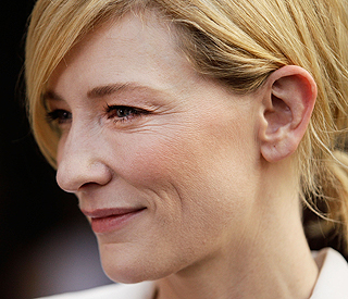 Cate Blanchett 'too frightened' to have plastic surgery
