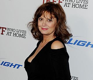 Susan Sarandon embraces hectic career at 65