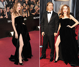 Angelina dismisses the hype surrounding her right-leg