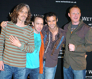 Wet Wet Wet announce one-off comeback concert