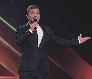 Dermot O'Leary 'not worried' by 'The Voice'
