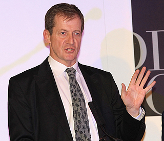 Alastair Campbell to make comedy panel show debut