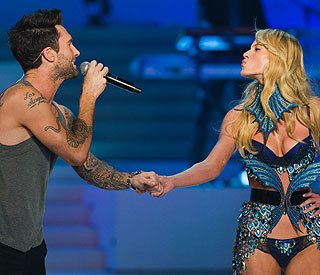 Adam Levine separates from his angel Anne V