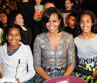 All eyes on First Family of fashion