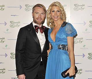 Ronan Keating: 'Life goes on' after marriage split