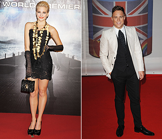 Olly Murs and Pixie Lott join line up for 'Titanic' gig
