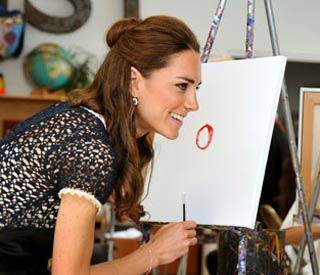 Kate's picturesque surprise for William's 30th