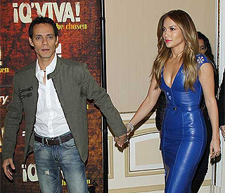 Jennifer Lopez and Marc Anthony to reunite on stage