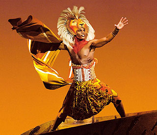 Lion King musical reigns on Broadway