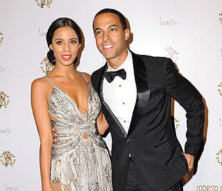 Wedding fever surrounds Rochelle and Marvin
