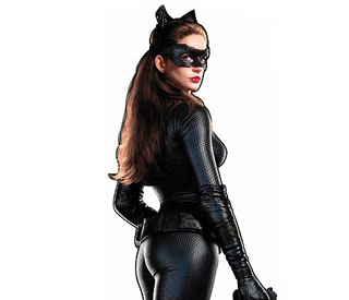 Anne Hathaway: I lived in the gym for Catwoman role