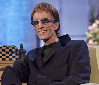 'Prayers and hope' for Bee Gee Robin Gibb
