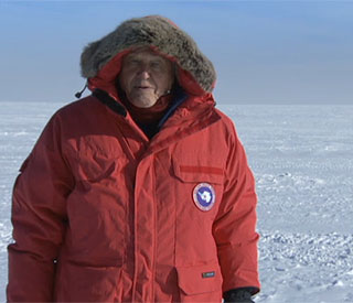 Sir David Attenborough's 'Frozen Planet' up for Bafta