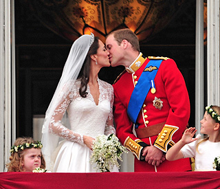 Low-key first wedding anniversary for William and Kate