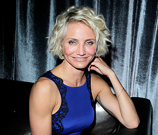 Cameron Diaz cried after seeing her new short 'do