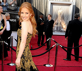 Jessica Chastain will not appear in 'Iron Man 3'