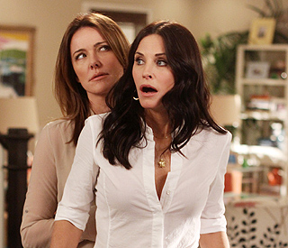 Courteney Cox's Cougar Town has a new address