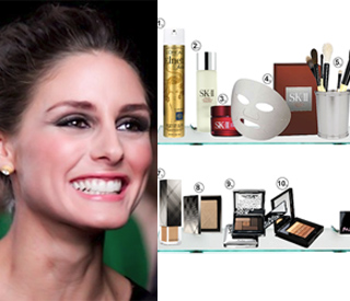 Olivia Palermo shares her 'Beauty Gems'