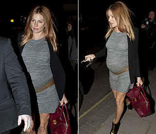 Sienna bumping along nicely at Robert Pattinson's do