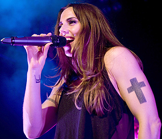 Mel C: 'I'm absolutely driven by performing live'