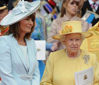 Middletons on board for Jubilee boating extravaganza