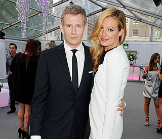 Cat Deeley goes public with her comedian beau